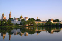 Tour To Novodevichy Convent