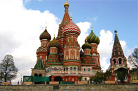 Tour To The Cathedral Of The Protection Of Most Holy Theotokos On The Moat (St. Basil's Cathedral)