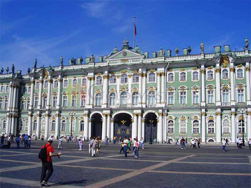 Hermitage tour sightseeing in st petersburg for Tour hermitage