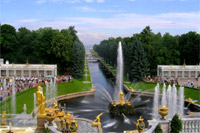 Tour To Peterhof