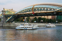 River Moskva Boat Tour